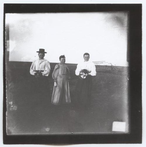 Theresa Erbert, Pauline Miller, and Regina Weber, - Page