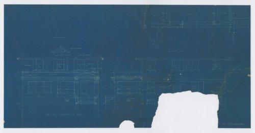 Mamie Luella Williams blueprints - Page
