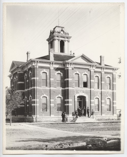Stafford County Courthouse, St. John, Kansas - Page
