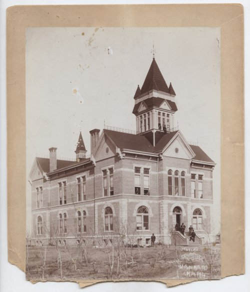 Jewell County Courthouse, Mankato, Kansas - Page