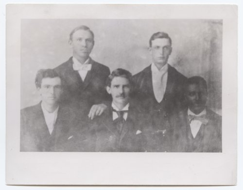 George W. Carver with classmates - Page