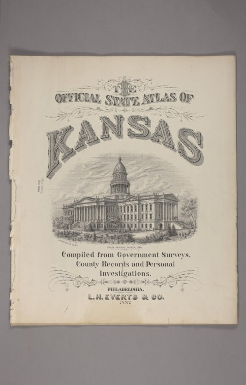 Official State Atlas of Kansas illustrations - Page
