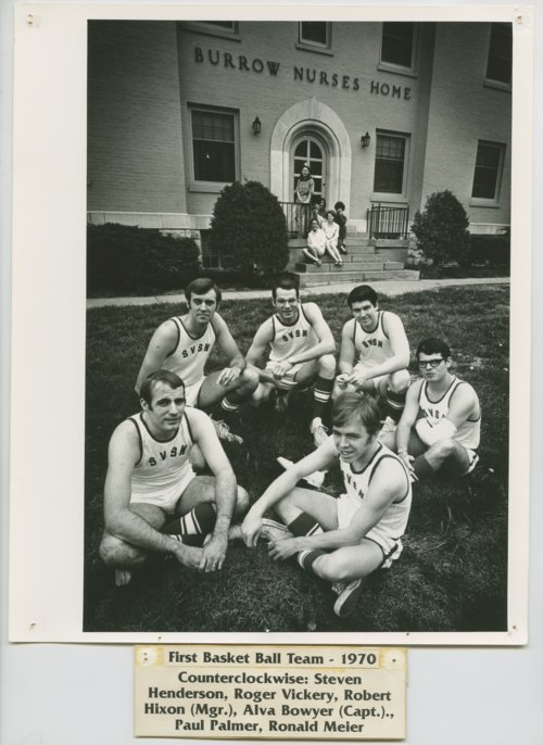 First Stormont-Vail School of Nursing basketball team - Page