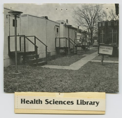 Health sciences library - Page