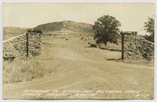 Coronado Heights in Saline County, Kansas - Page