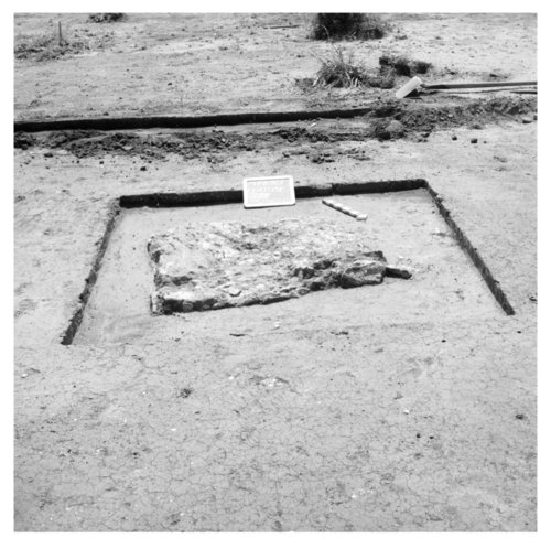 1969 Excavation at Fort Hays, 14EL301 - Page