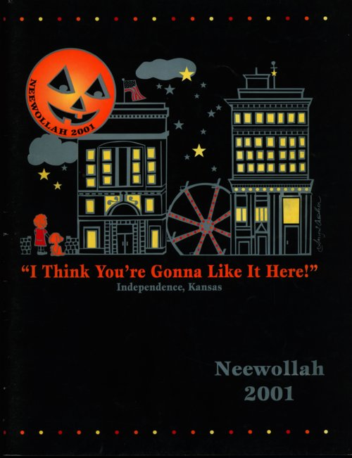 """I Think You're Gonna Like It Here!"" Neewollah 2001 - Page"