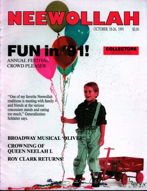 Neewollah Fun in '91 - Page