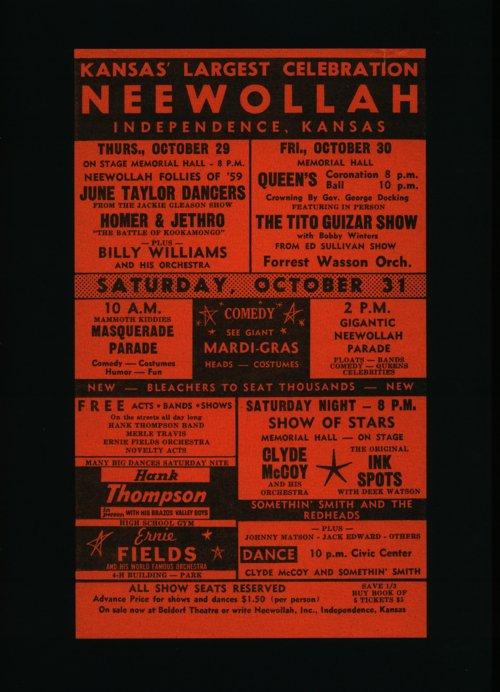 Kansas' Largest Celebration Neewollah - Page