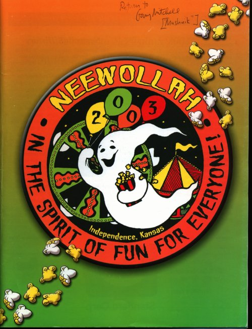 Neeewollah 2003: In The Spirit of Fun For Everyone! - Page