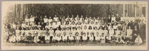 Junior high class, Cherokee, Kansas - Page