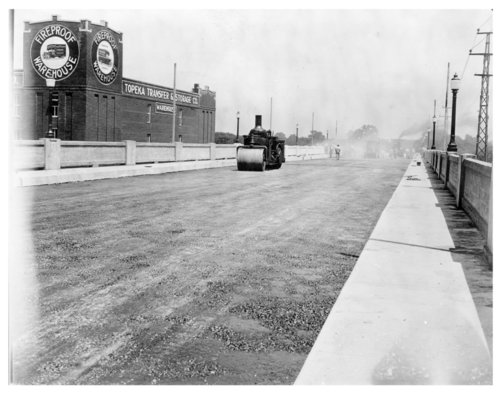 Sixth Avenue bridge, Topeka, Kansas - Page