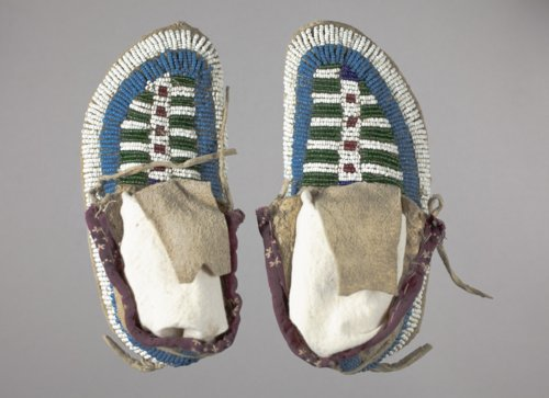 Child's Moccasins - Page