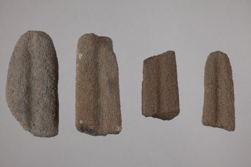 Abraders from the Tobias Site, 14RC8 - Page
