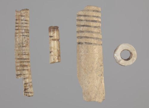 Beads from the Forrest Site, 14PA303 - Page