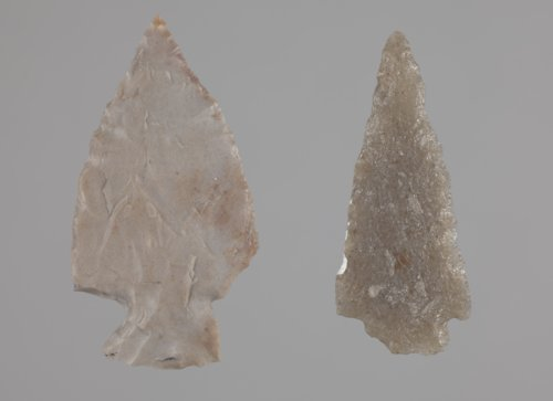 Corner-Notched Arrow Points from the Forrest Site, 14PA303 - Page