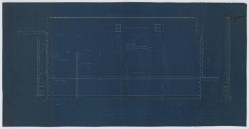 1st National Bank blueprints, Clay Center, Kansas - Page