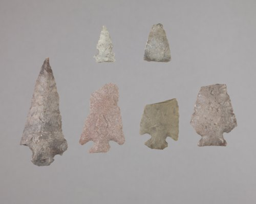 Projectile Points from 14AT2 - Page