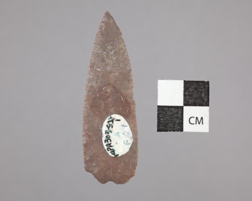 Biface from the Forrest Site, 14PA303 - Page