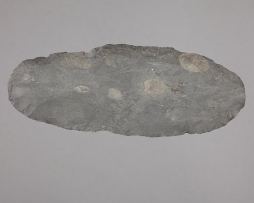 Biface from the Wullschleger Site, 14MH301 - Page