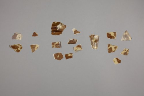 Yellow Ware Sherds from the Kaw Mission, 14MO368 - Page