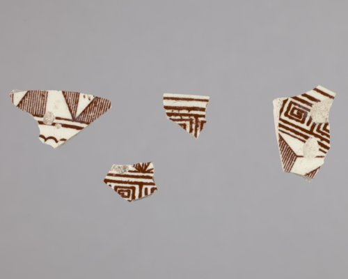 Transferware Dish Sherds from the Kaw Mission, 14MO368 - Page