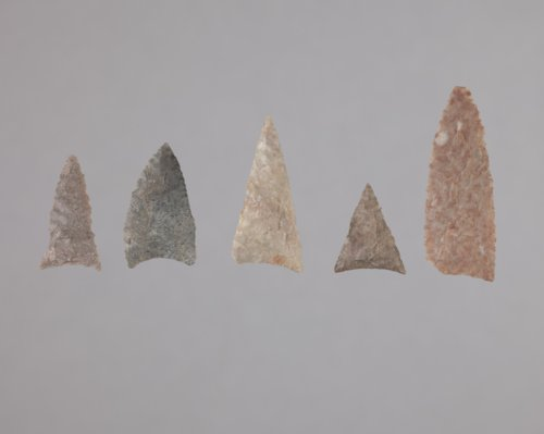 Fresno Arrow Points from the Shrope Site, 14CO331 - Page