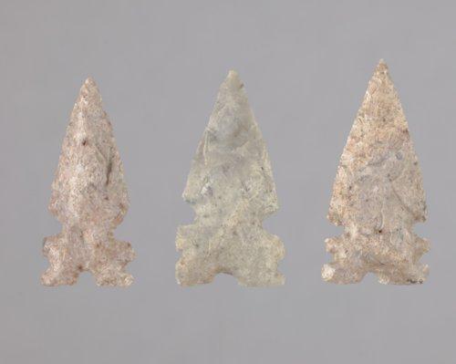 Huffaker Arrow Points from the Anthony Site, 14HP1 - Page