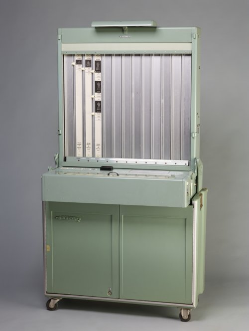 Voting machine - Page