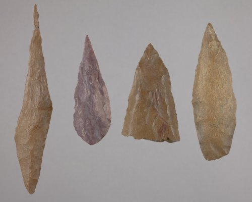 Alternately Beveled Knives from the Lewis Site, 14PA307 - Page
