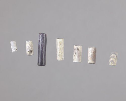 Shell Beads from Fool Chief's Village, 14SH305 - Page