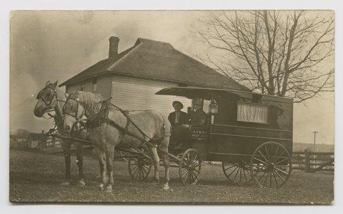 Atchison, Topeka and Santa Fe Hospital Association wagon - Page