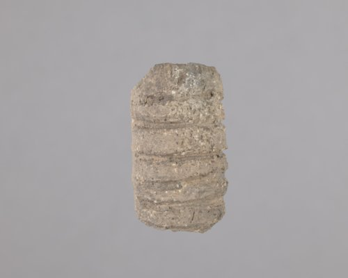 Handle Sherd from the Tobias Site, 14RC8 - Page