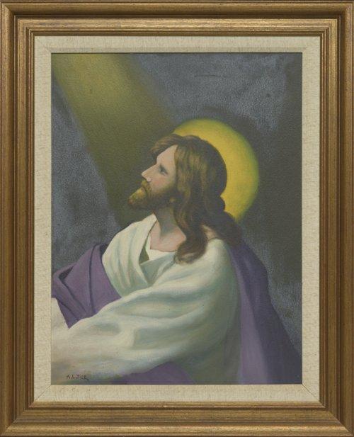 Arthur Tice painting - Page