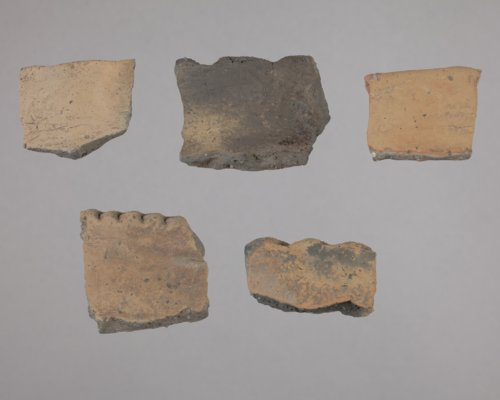 Pottery from the Glen Elder Site, 14ML1 - Page