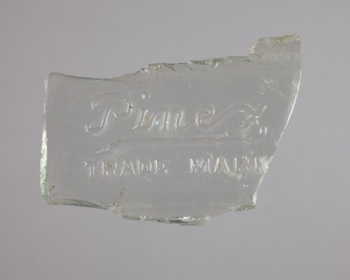 Pinex Bottle Fragment from the Fent Site, 14CS703 - Page