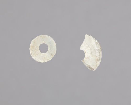 Shell Bead from the Breckinridge Place Site, 14OB408 - Page