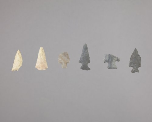 Arrow Points from the Corn Field 2 Site, 14JO408 - Page