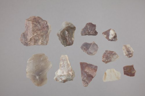 Alibates Flint from 14RC410 - Page