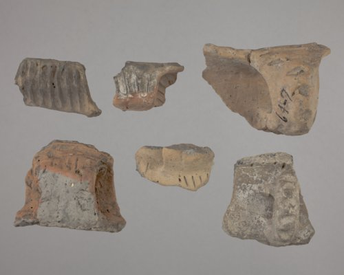 Pottery Handles from the Glen Elder Site, 14ML1 - Page