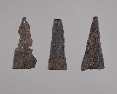 Metal Arrow Points from the 102 Steel Point Site, 14MO414 - Page