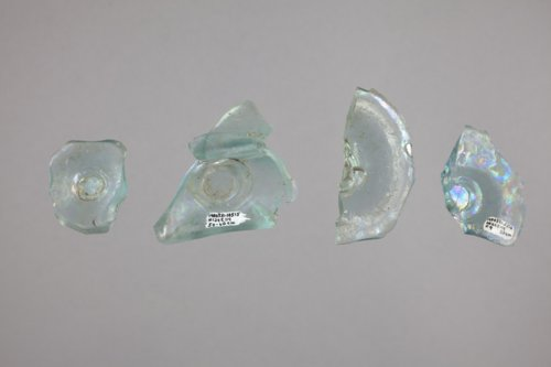 Bottle Bases with Pontil Scars from Constitution Hall, 14DO321 - Page