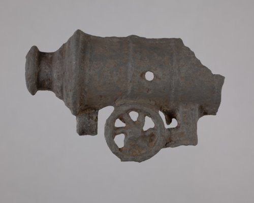 Cast Iron Toy Cannon from 14CT380 - Page