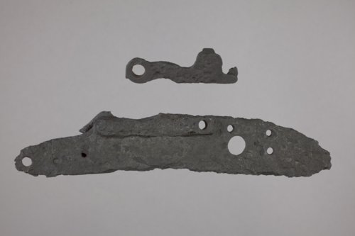 Flintlock Side and Lock Plates from the Canville Trading Post, 14NO396 - Page