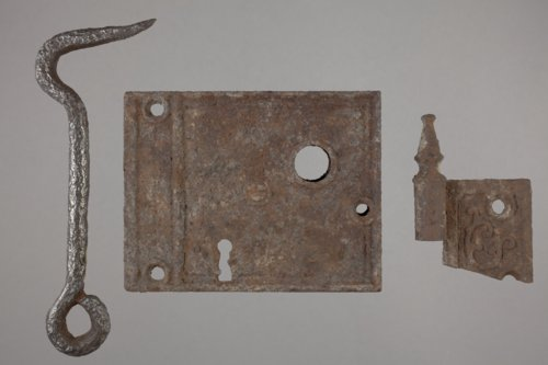 Door Hardware from Fort Hays, 14EL301 - Page