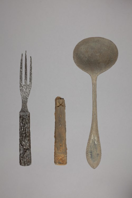 Utensils from Fort Hays, 14EL301 - Page