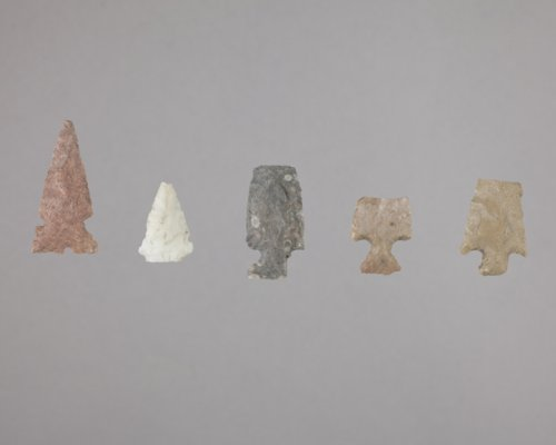 Arrow Points from the Arrowhead Island Site, 14CF343 - Page
