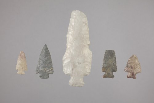 Dart and Arrow Points from Shawnee County - Page