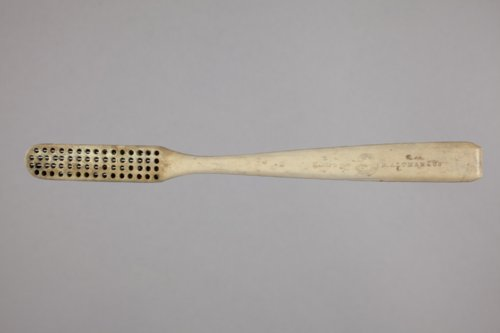 B. Altman and Company Toothbrush from Fort Hays, 14EL301 - Page
