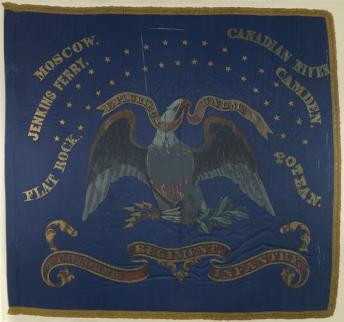 2nd Kansas Colored Infantry flag - Page